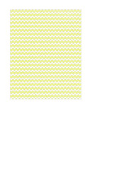 portrait A2 card size JPG Chartreuse chevron SMALL SCALE