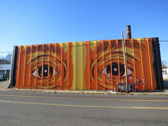 Huge Mural