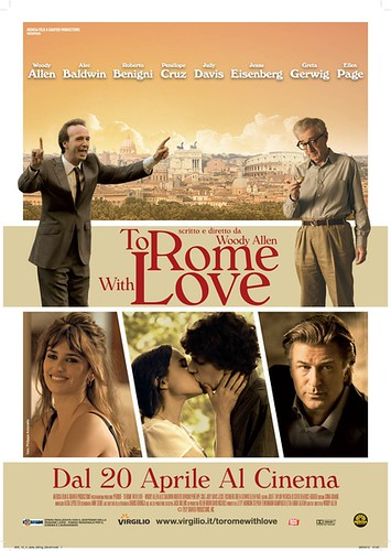 爱在罗马 To Rome with Love(2012)