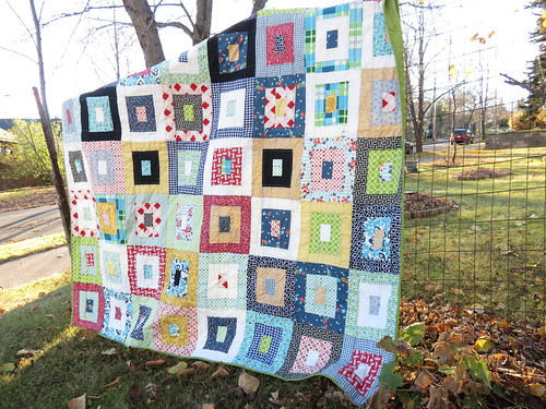 Blackhoof Valley Quilt