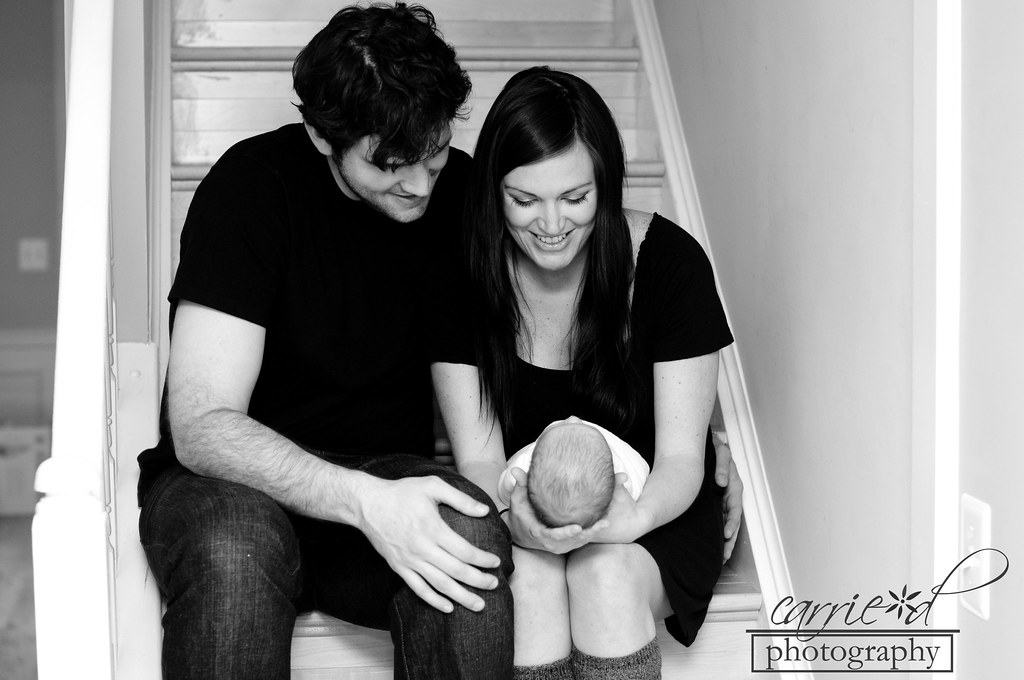 Northern Virginia Newborn Photographer - Leesburg Virginia Newborn Photography - Newborn Photography - Family Photography - Newborn Apple Hat - Charlie 11-15-2012 (156 of 169)