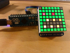 Arduino LED board