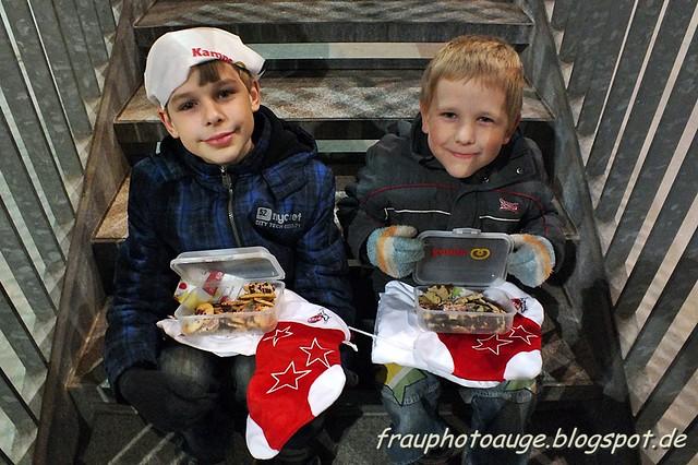 Kids Club 1.FC Köln Weihnachtsfeier