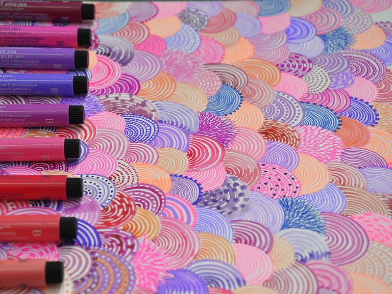 Purple, Pink, Violet ...