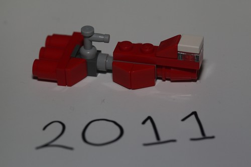 Lego Star Wars Advent Calendar, Day 1