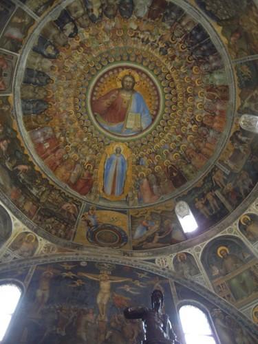 DSCN1011 _ Frescoes by Giusto de Menabuoni, Battistero, Padova, 12 October
