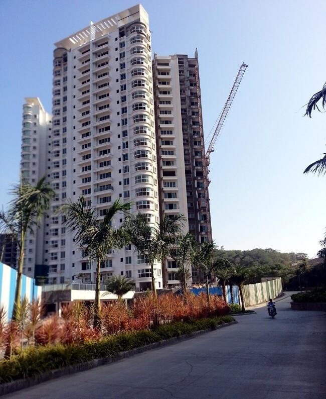 Sangria Towers Megapolis Hinjewadi Phase 3 Pune