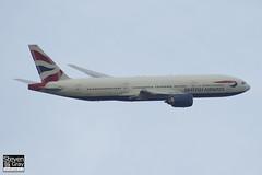G-YMMD - 30305 - British Airways - Boeing 777-236ER - Heathrow - 120721 - Steven Gray - IMG_5566