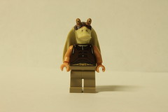 LEGO Star Wars 2012 Advent Calendar (9509) - Day 2: Gungan Warrior