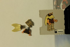 LEGO Star Wars 2012 Advent Calendar (9505) - Day 2: Gungan Warrior