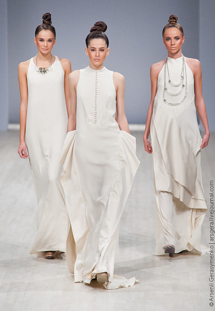 Ukrainian Fashion Week SS13: Przhonskaya