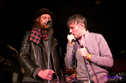 Matt Mays & Buck 65 @ Juno Concert Series 12/01/2012