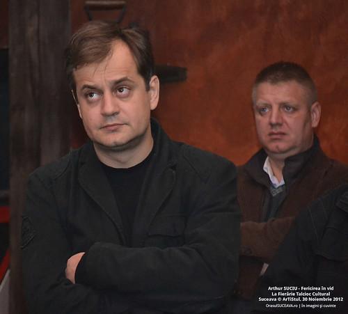 30 Noiembrie 2012 » Arthur SUCIU - Fericirea în vid by OrasulSUCEAVA.ro
