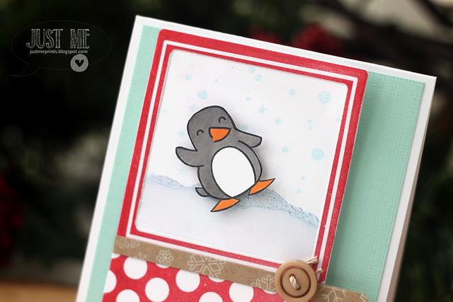 penguin shuffle