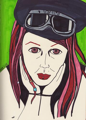 Nora Ilva by Hank V