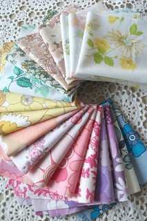 vintage sheet stash available in my shop