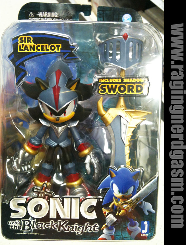 Sonic and the Black Knight Figures Shadow Sir Lancelot by Jazwares012