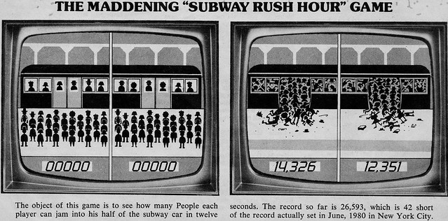 Video games based on real life (from Australian MAD Magazine 230)