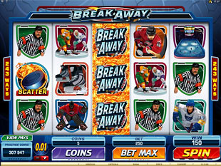 Break Away slot game online review