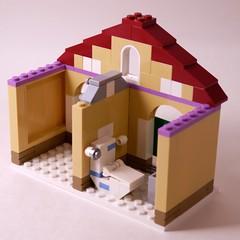 Friends #3185: Summer Riding Camp (Toilet)