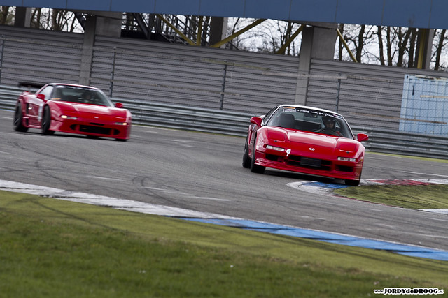 Racing agains  my dad