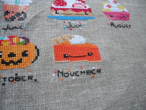 Pumpkin Pie by jenniferworthen