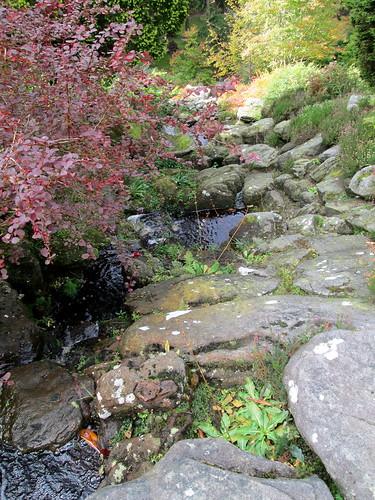 Cragside garden