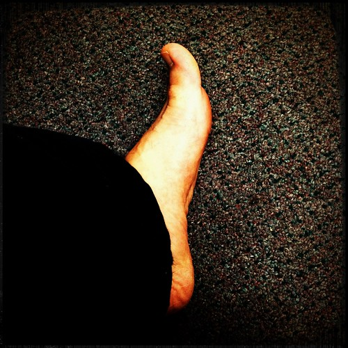 myleftfoot by Nature Morte