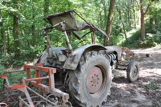 Prawo jazdy na traktor