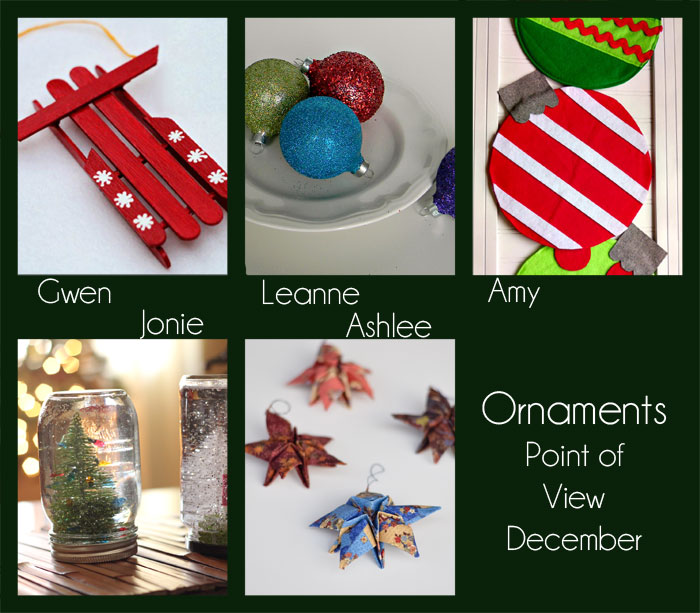 Point of View {Ornaments}