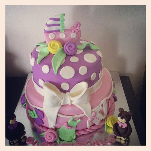 #babyshowercake by l'atelier de ronitte