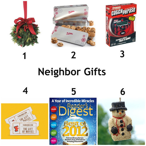 Mrs. Fields Secrets Neighbor Gifts Guide