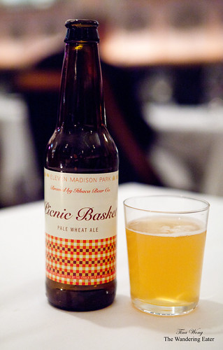 Picnic Basket Pale Wheat Ale by Ithaca Beer Company