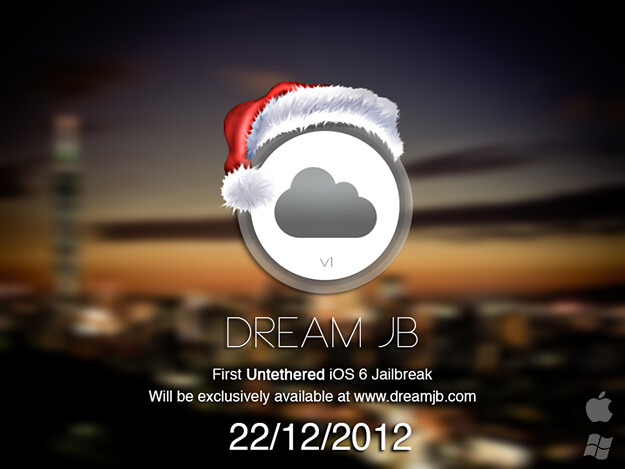 Dream JB — Jailbreak untethered iOS 6