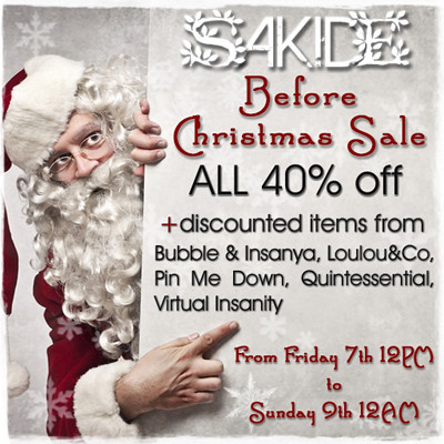 SAKIDE-Before-Christmas-Sale