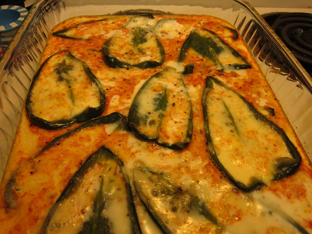 The Pioneer Woman's Lazy Chile Rellenos | Flickr - Photo ...