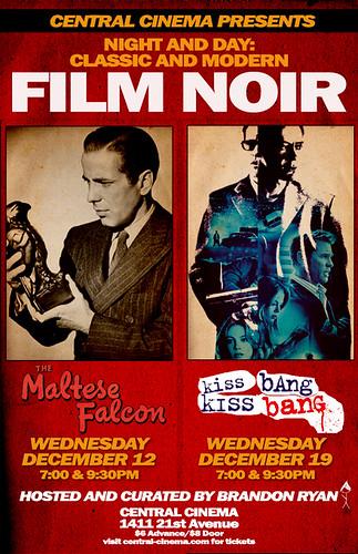 Film Noir at Central Cinema