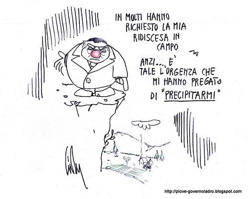 Italia di nuovo sull'orlo del baratro by Livio Bonino
