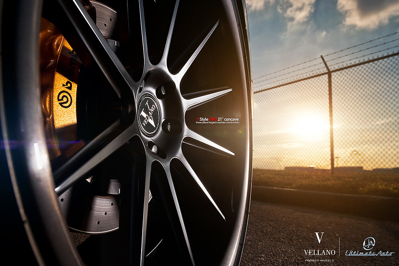 Nissan GTR | Vellano VKS concave