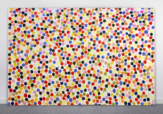 Damien Hirst. Image via Gagosian.com