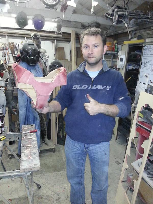 Iron Pelvis Assembled