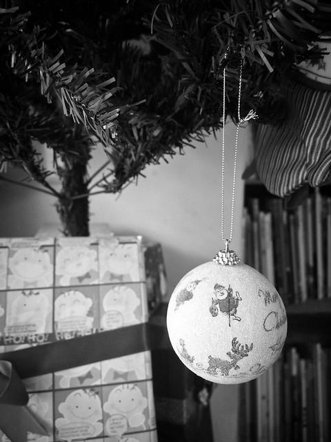 耶誕節快到了