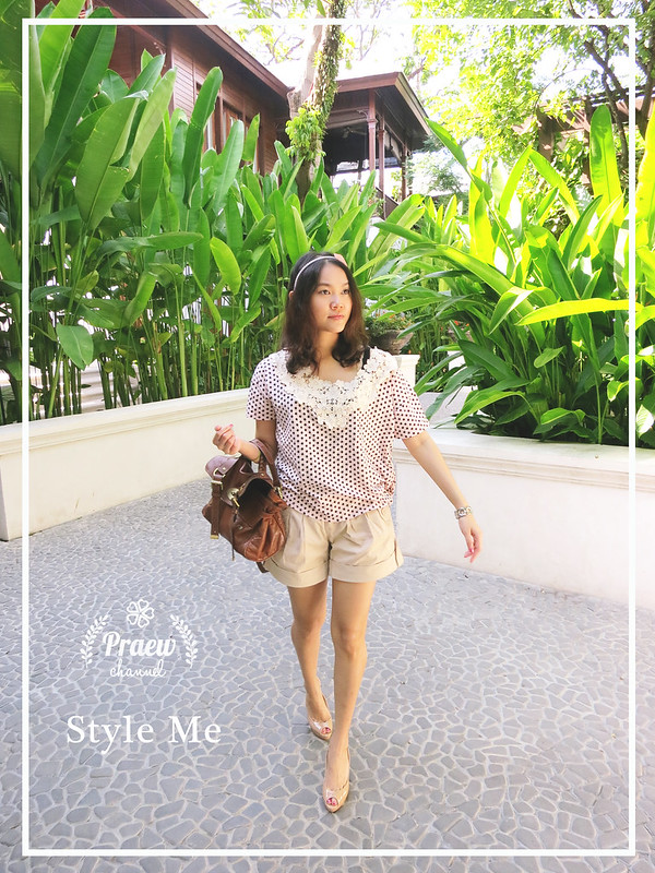 Style Me: Afternoon walk at Pillar 317