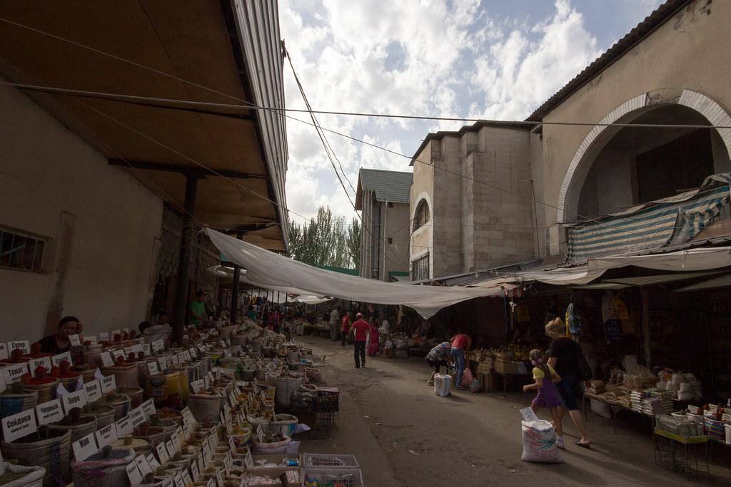 Bazaar Back-Streets