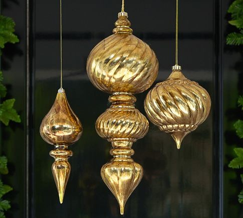 PB outdoor ornaments