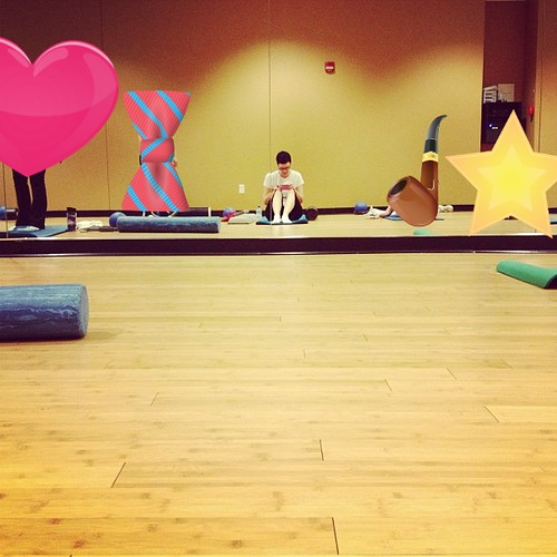 Pilates. Go.