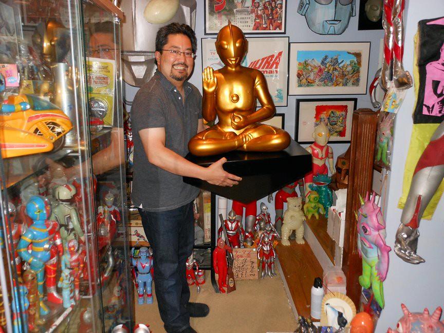 TOYSREVIL: Mark Nagata for '12 Days of Xmas' (2012)