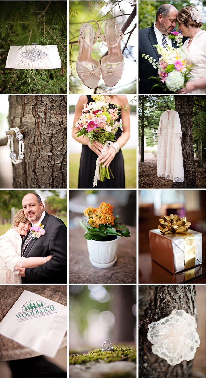 Pocono Mountains Wedding