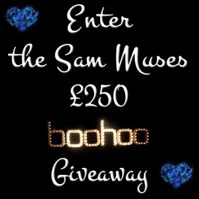 Boohoo-Giveaway