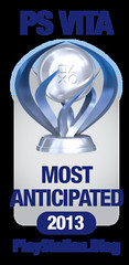 PS.Blog Game of the Year 2012 - PS Vita Most Anticipated Platinum